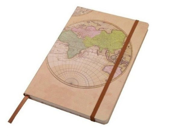 A5 notebooks with pens