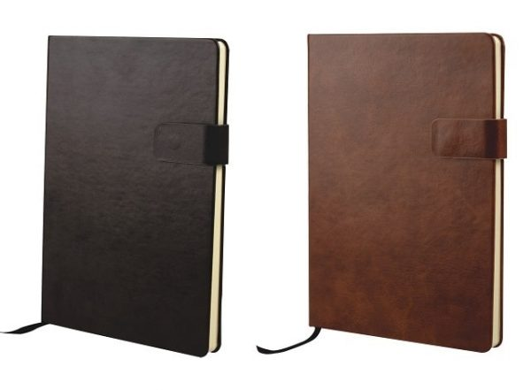 A6 leather cover Notebooks