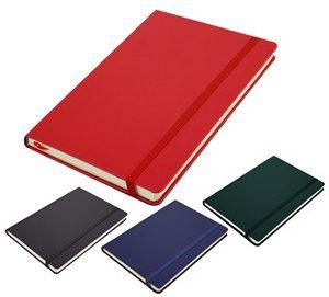 A5 Agenda Notebooks branded johannesburg