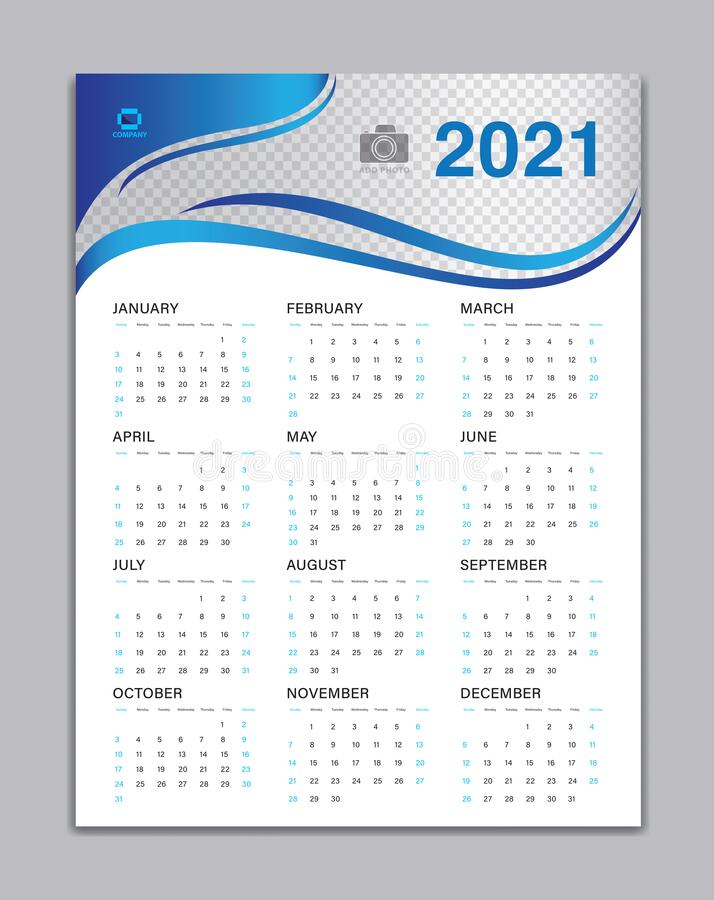2021 Calendar Printing Johannesburg| 2021 Calendar ...